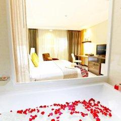 Intimate Hotel Pattaya by Tim Boutique 4* Номер Делюкс с различными типами кроватей фото 5