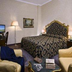 Hotel Vittoria 5* Номер Бизнес с двуспальной кроватью фото 4