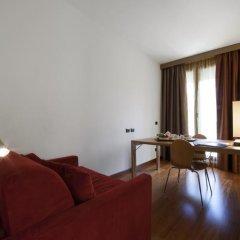 Отель Carlyle Brera 4* Улучшенный номер с различными типами кроватей фото 4