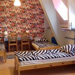 Hostel Universus i Apartament Кровать в общем номере с двухъярусной кроватью фото 15