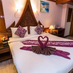 Отель Patong Beach Bed and Breakfast 2* Стандартный номер с разными типами кроватей фото 5