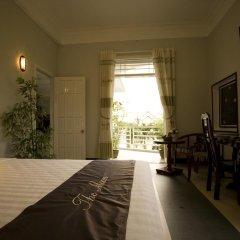 Отель The Moon Villa Hoi An 2* Стандартный номер с различными типами кроватей фото 15