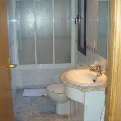 Отель Hostal Acuario ванная
