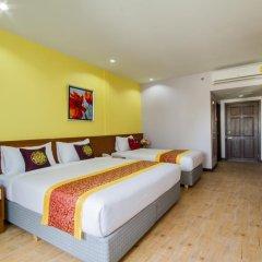 Отель The Win Pattaya 4* Стандартный номер с различными типами кроватей фото 2