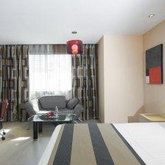 Отель Melia Sevilla 4* Номер категории Премиум с двуспальной кроватью