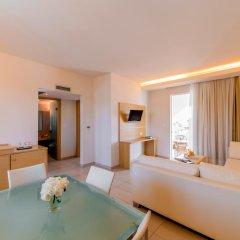 Отель Afandou Bay Resort Suites 5* Семейный люкс с двуспальной кроватью фото 2
