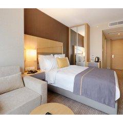 Kordon Hotel Cankaya 4* Улучшенный номер с различными типами кроватей фото 2