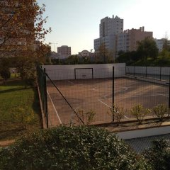 Апартаменты Páteo Central Apartment спортивное сооружение