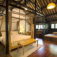 Отель Suzhou Shuian Lohas Вилла с различными типами кроватей фото 14