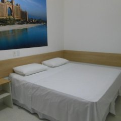 Отель Pousada Dubai Стандартный номер с различными типами кроватей фото 8