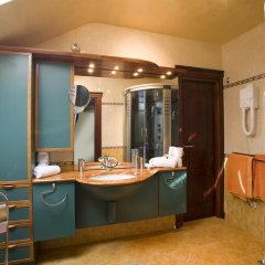 Отель Villa Da Vittorio ванная