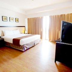 Отель D Varee Jomtien Beach 4* Улучшенный номер с различными типами кроватей фото 2