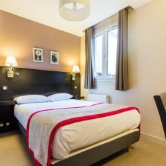 Hotel Bonsejour Montmartre 3* Стандартный номер с разными типами кроватей фото 24