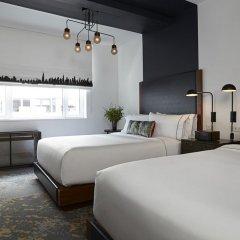 The Renwick Hotel New York City, Curio Collection by Hilton 4* Стандартный номер с двуспальной кроватью фото 3