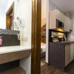 Отель Apart Neptun 3* Стандартный номер с различными типами кроватей фото 4