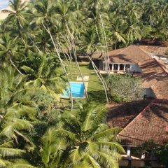 Отель Lotus Villa Шри-Ланка, Ахунгалла - отзывы, цены и фото номеров - забронировать отель Lotus Villa онлайн балкон
