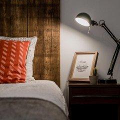 Отель Off Beat Guesthouse 2* Стандартный номер с двуспальной кроватью (общая ванная комната) фото 18