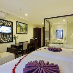 River Suites Hoi An Hotel 3* Номер Делюкс с различными типами кроватей фото 9