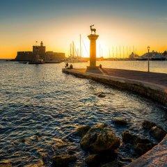 Отель LYDIA Родос пляж