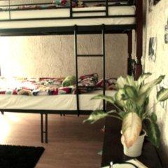 Хостел Джон Леннон Кровать в общем номере с двухъярусными кроватями фото 8