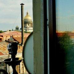 Мини-Отель Катюша Стандартный семейный номер с двуспальной кроватью фото 4