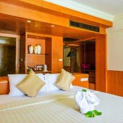 Seaview Patong Hotel 3* Номер Делюкс с двуспальной кроватью фото 3