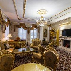 Hotel Petrovsky Prichal Luxury Hotel&SPA 5* Люкс разные типы кроватей фото 13