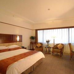 Capital Hotel 5* Номер Делюкс с различными типами кроватей фото 2