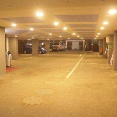 Haeundae Grimm Hotel парковка