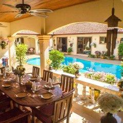 Отель Coconut Paradise Villas питание фото 3