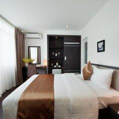 Merci Hotel 3* Стандартный номер с различными типами кроватей фото 2