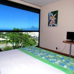 Отель Tahiti Airport Motel Французская Полинезия, Фааа - 1 отзыв об отеле, цены и фото номеров - забронировать отель Tahiti Airport Motel онлайн удобства в номере