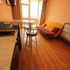 Апартаменты Menada Luxor Apartments Студия Эконом с различными типами кроватей фото 22