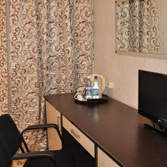 АРТ Отель Стандартный номер двуспальная кровать фото 3