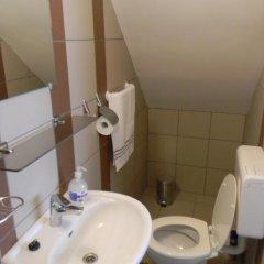 Отель Toth Jozsef Diakszallo 3* Стандартный номер с различными типами кроватей фото 7