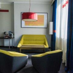 Гостиница Питер Инн Петрозаводск 4* Стандартный номер с различными типами кроватей фото 9