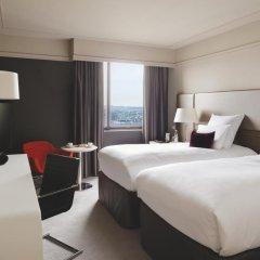 Отель Pullman Paris Montparnasse 4* Улучшенный номер с различными типами кроватей фото 5
