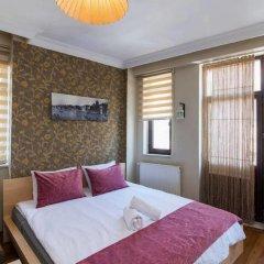 Отель Green Bird Suit 4* Студия с различными типами кроватей фото 2