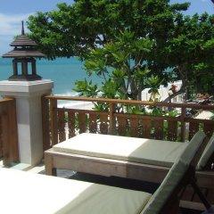 Отель Aloha Resort балкон