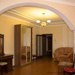 Гостиница Меридиан Люкс с различными типами кроватей фото 7
