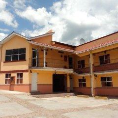 Отель Paraiso del Bosque Креэль парковка