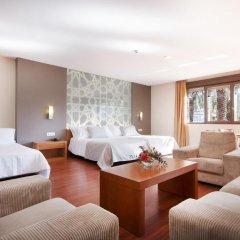 Hotel Granada Palace 4* Стандартный номер с различными типами кроватей фото 3