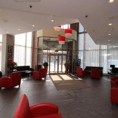 Отель Chrome Montreal Centre-Ville Канада, Монреаль - отзывы, цены и фото номеров - забронировать отель Chrome Montreal Centre-Ville онлайн интерьер отеля фото 2