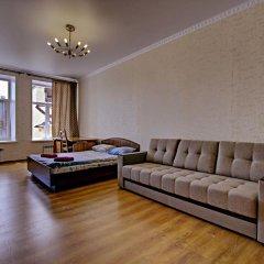 Апартаменты СТН комната для гостей фото 6