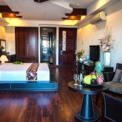 The Summer Hotel 3* Стандартный номер с двуспальной кроватью фото 8