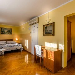 Отель Soggiorno Pitti 3* Стандартный номер с различными типами кроватей фото 11