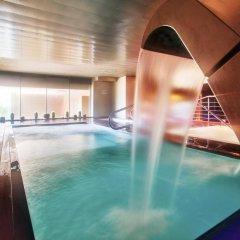 Отель Nubahotel Coma-ruga бассейн
