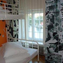 La Guitarra Hostel Стандартный номер с двуспальной кроватью (общая ванная комната) фото 4