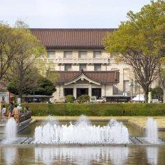 Отель Ueno Hotel Япония, Токио - отзывы, цены и фото номеров - забронировать отель Ueno Hotel онлайн приотельная территория
