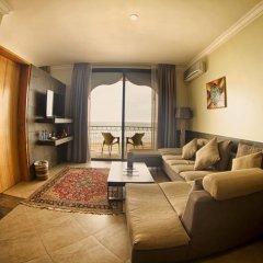 Отель Dharma Beach 3* Стандартный номер с различными типами кроватей фото 11